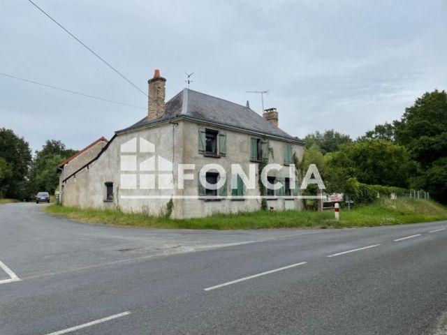 Maison à vendre sur Langeais