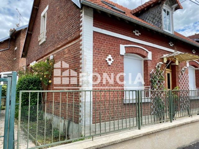Maison à vendre sur Laon