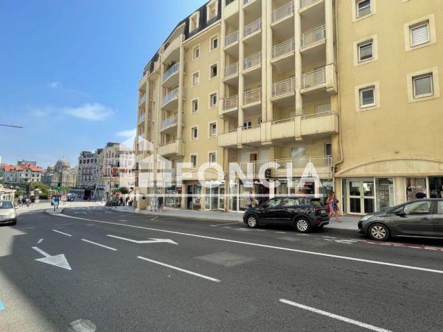 Parking à vendre sur Biarritz
