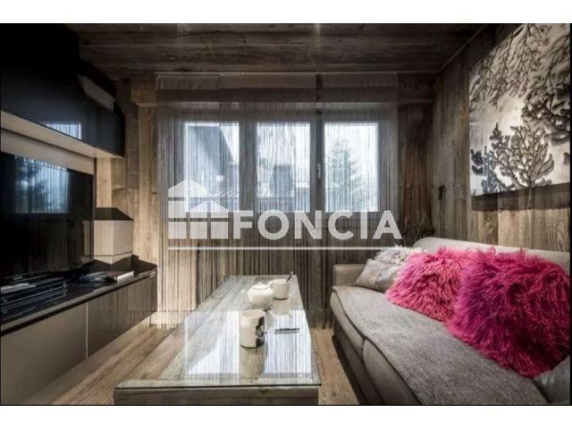 Appartement à vendre sur Megeve