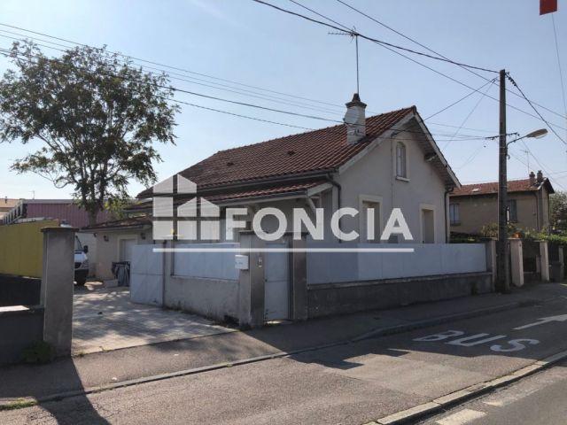 Maison à vendre sur Villeurbanne