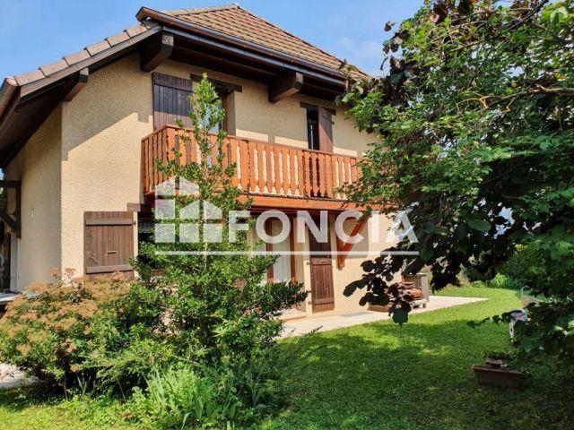 Maison à vendre sur Metz Tessy