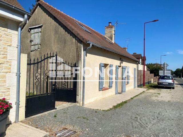 Maison à vendre sur Coulombiers