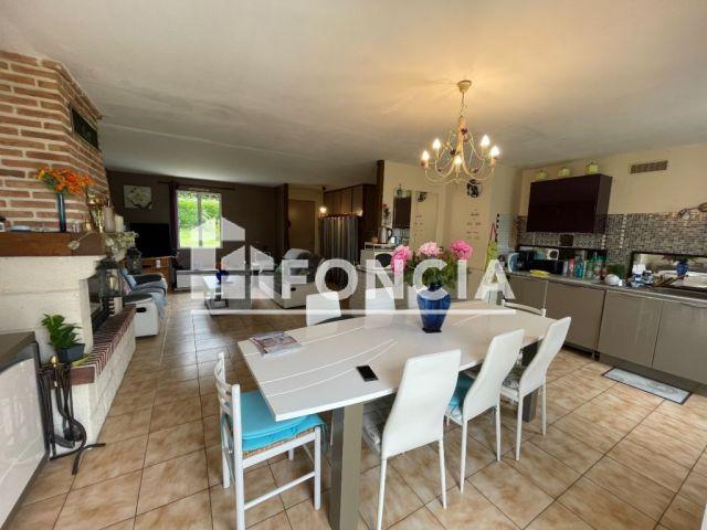 Maison à vendre sur Lisieux
