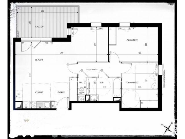 Appartement à vendre sur Castanet Tolosan