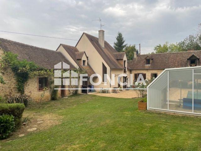 Maison à vendre sur Savigne L'eveque