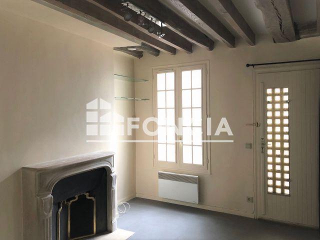 Appartement à louer, Paris (75004)