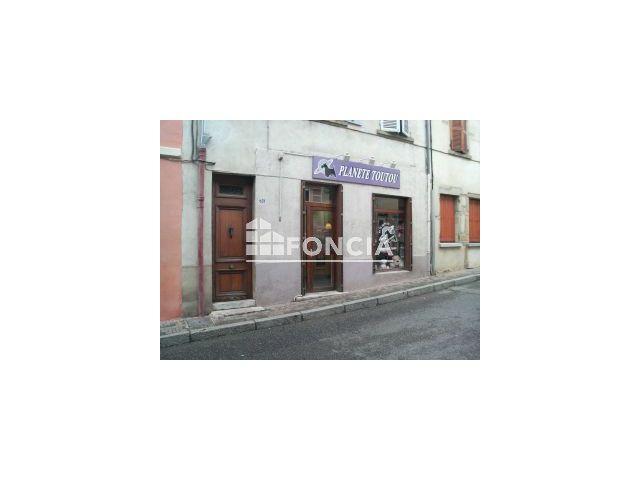 Local commercial à vendre, Saint Symphorien D'ozon (69360)