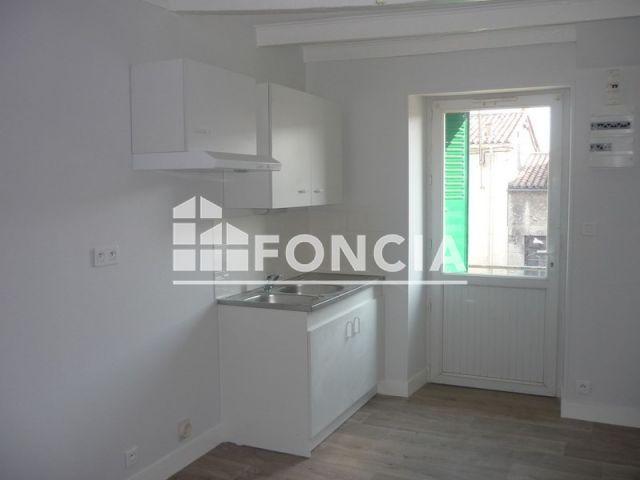 Appartement à louer sur La Rochefoucauld