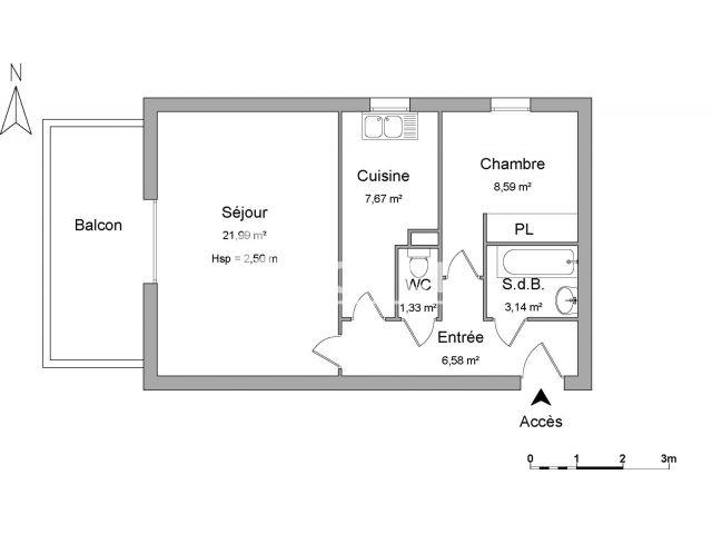 Appartement à louer, Salon De Provence (13300)