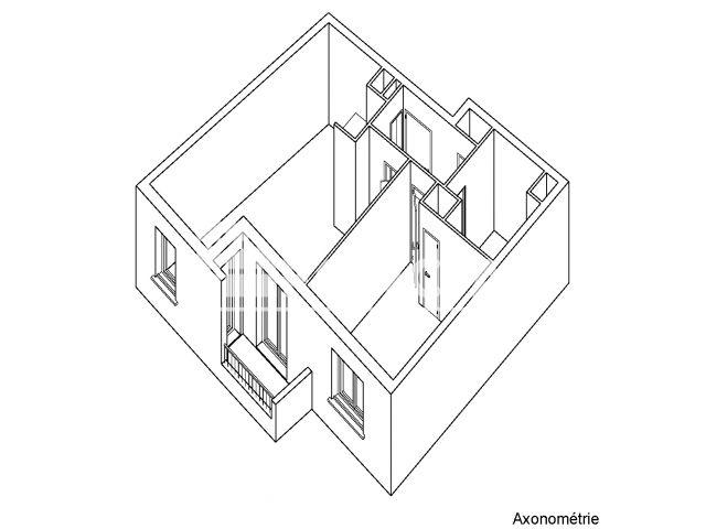 Appartement à louer, Marseille (13004)