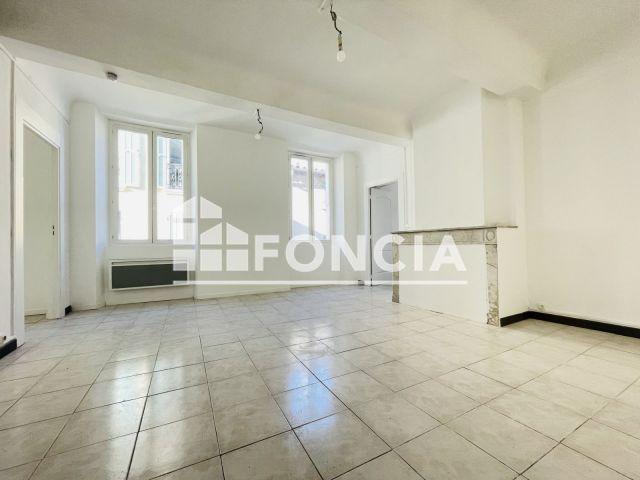 Appartement à louer sur Toulon