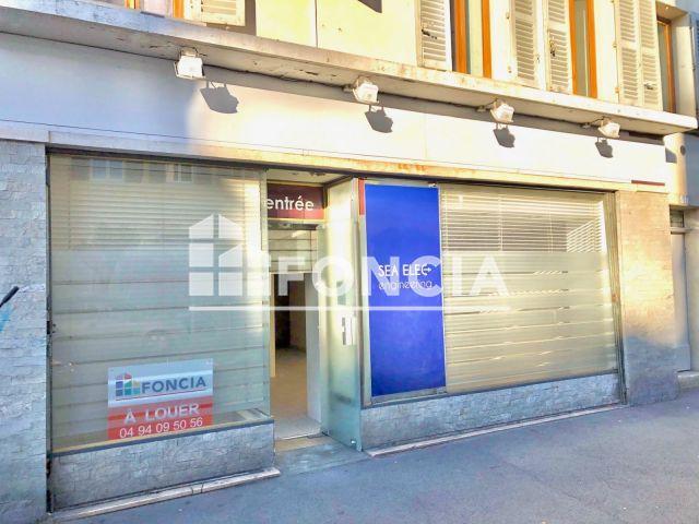 Local commercial à louer sur Toulon