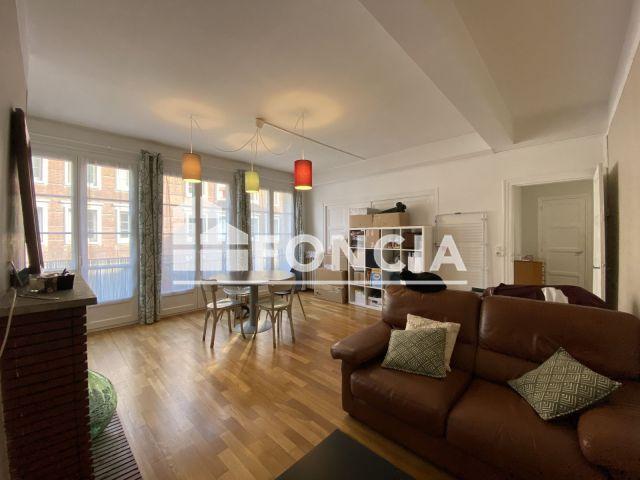 Appartement à louer sur Lisieux