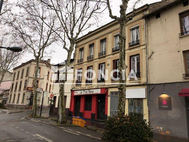 Local commercial à louer sur Saint Etienne