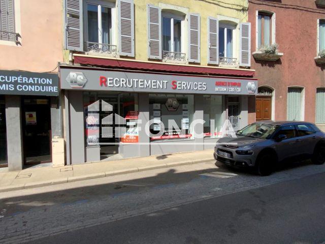 Local commercial à louer sur Montluel