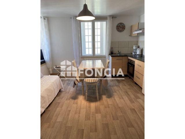 Appartement meublé à louer sur St Pol De Leon