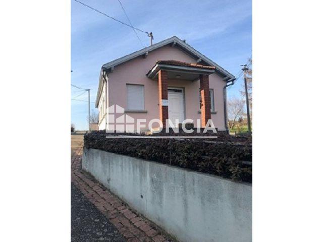 Maison à louer sur Mietesheim