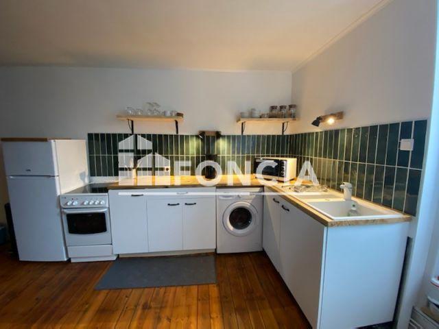 Appartement meublé à louer sur Douarnenez
