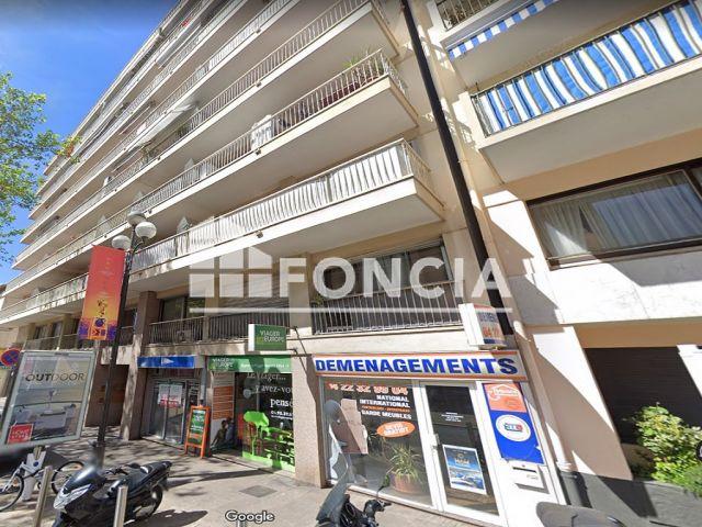 Local commercial à louer sur Cannes