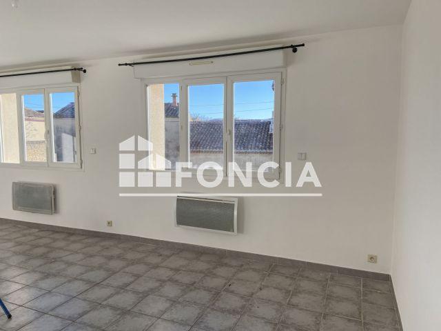 Appartement à louer sur Saint Pons La Calm