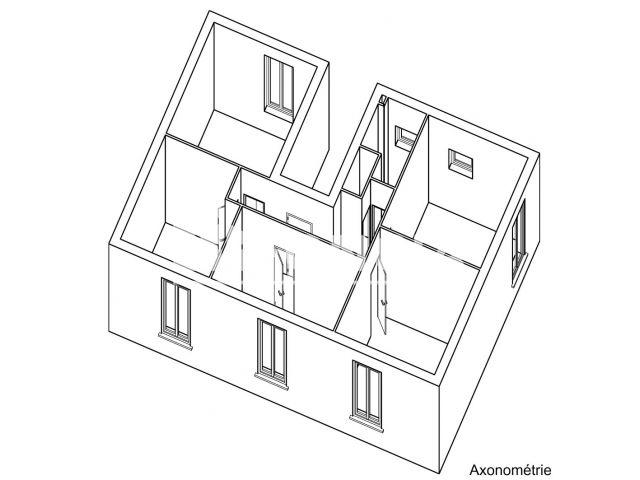 Appartement à louer, Chavanay (42410)