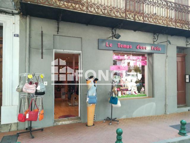 Local commercial à louer sur Salernes