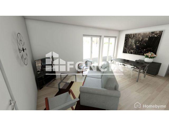 Appartement meublé 4 pièces à louer