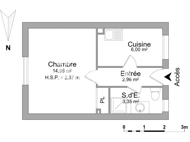 Appartement à louer, Luce (28110)