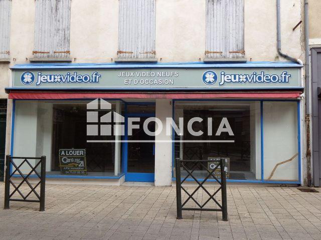 Local commercial à louer, Tournon Sur Rhone (07300)