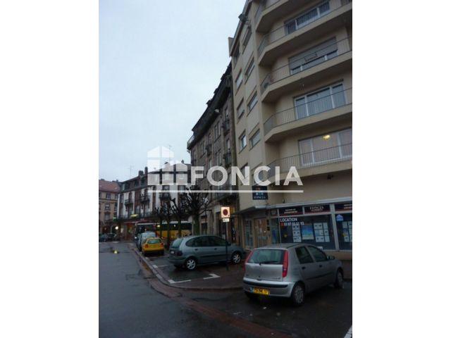 Local commercial à louer, Sarrebourg (57400)