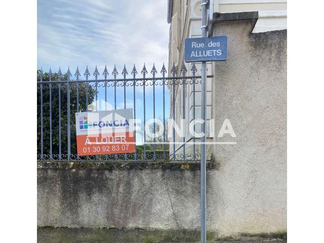 Appartement à louer sur Ecquevilly
