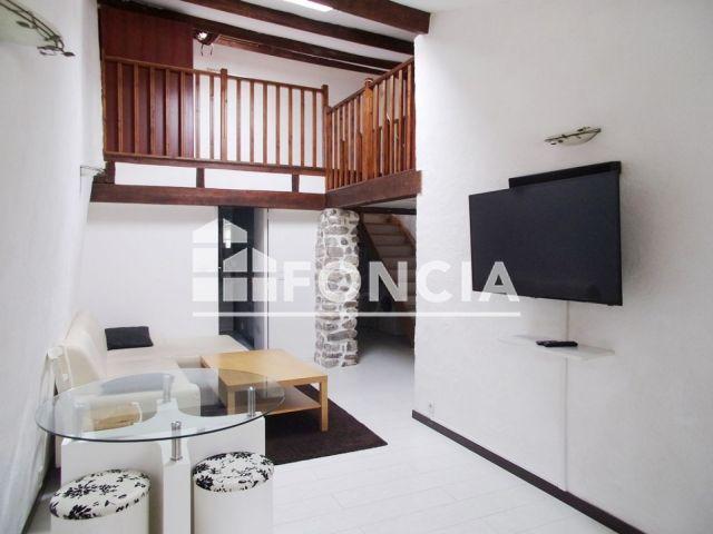 Appartement meublé à louer sur Sospel