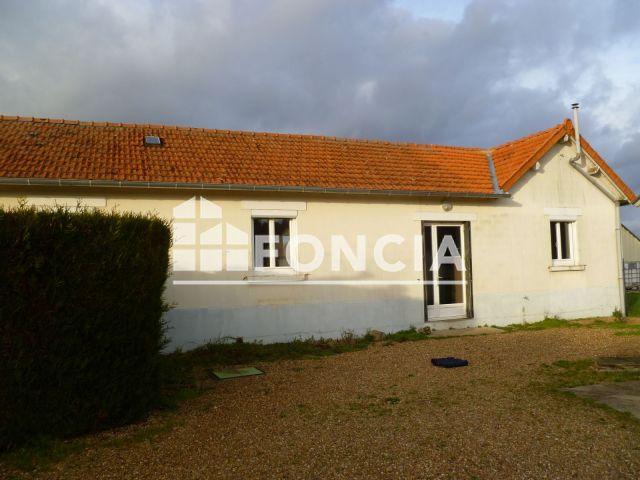 Maison à louer sur St Aubin Le Depeint