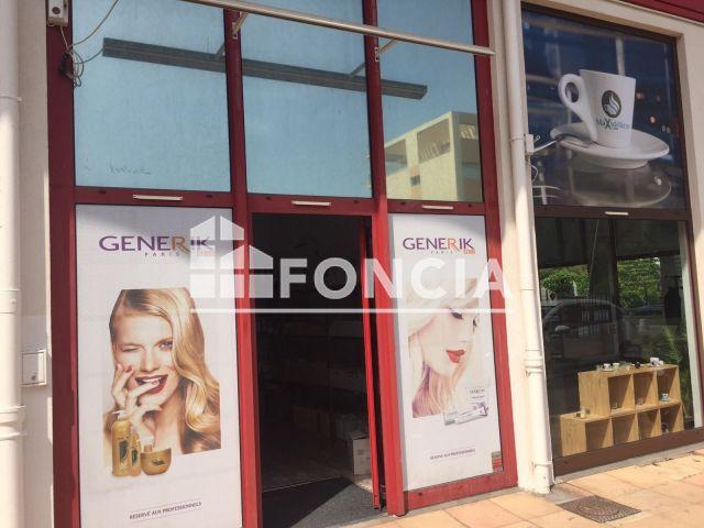 Local commercial à louer sur Saint Laurent Du Var