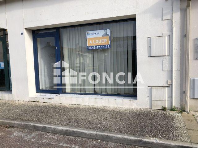 Local commercial à louer sur St Pierre D Oleron