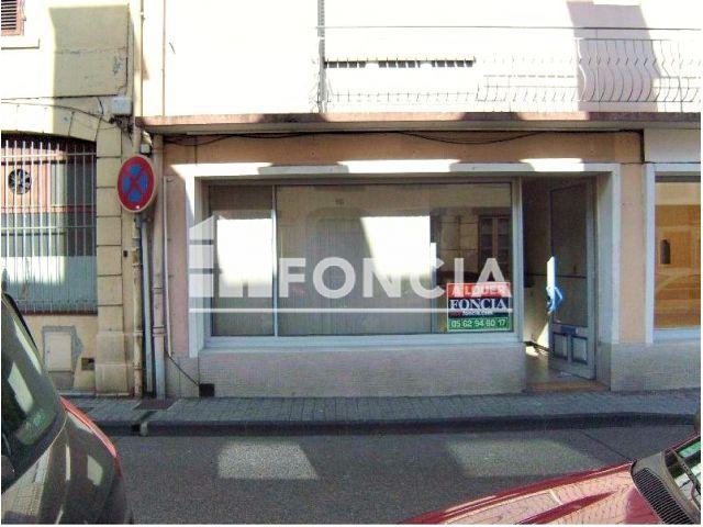 Local commercial à louer, Lourdes (65100)
