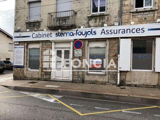Local commercial à louer sur Miribel