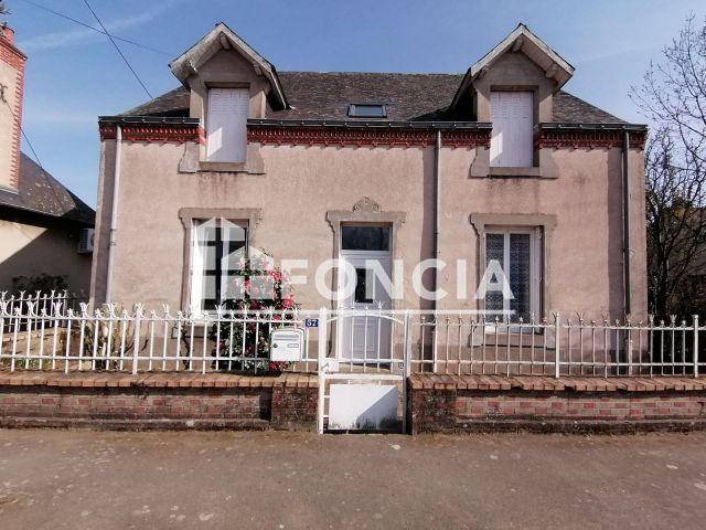 Maison à louer sur Montbizot