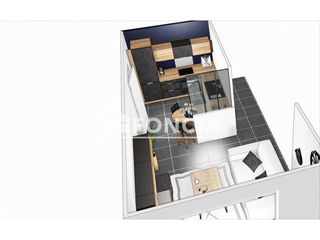 Appartement à louer sur Dinard