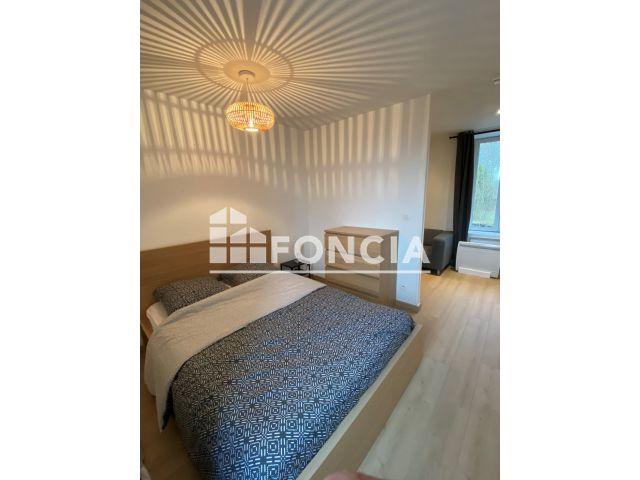 Appartement meublé à louer sur Vaas
