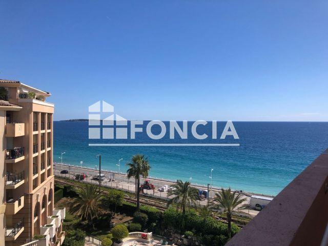 Appartement meublé à louer sur Cannes La Bocca
