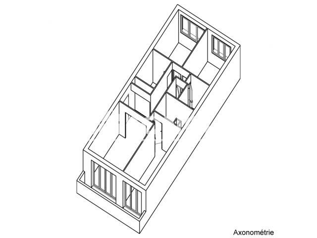 Appartement à louer, Chilly Mazarin (91380)