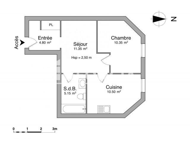 Appartement meublé à louer, Divonne Les Bains (01220)