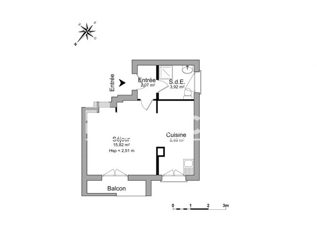 Appartement à louer, Antony (92160)