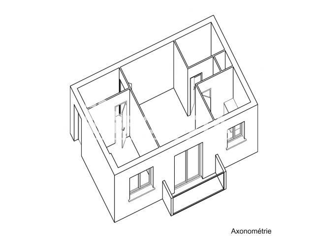 Appartement à louer, Mulhouse (68200)