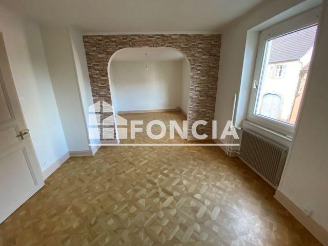 Appartement à louer sur Horbourg Wihr
