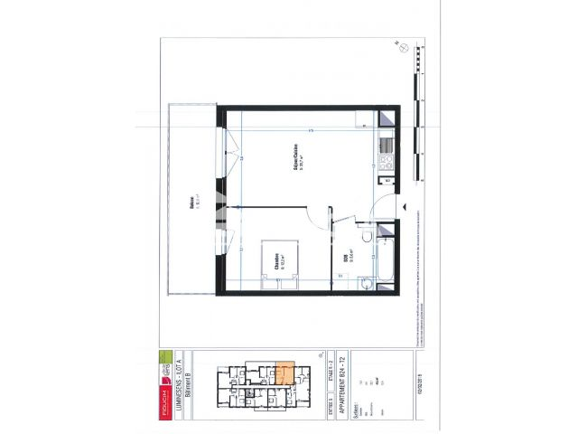 Appartement à louer sur Lens
