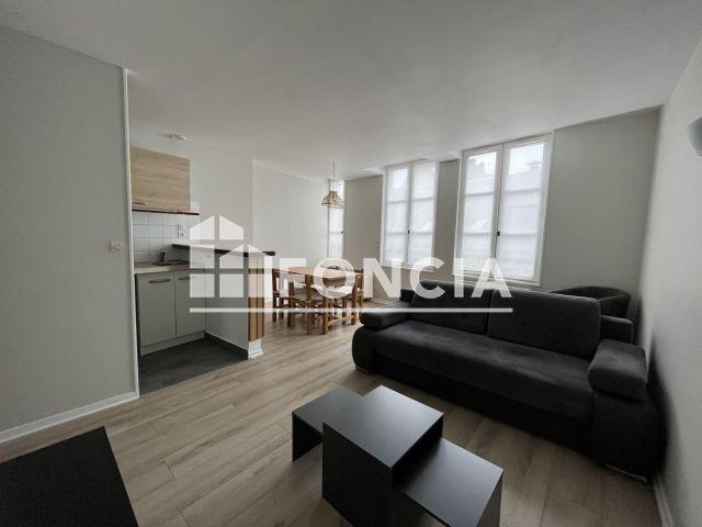 Appartement meublé à louer sur Honfleur