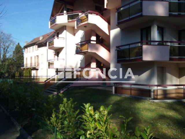 Appartement meublé à louer, Evian-Les-Bains (74500)